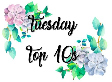 tuesday top 10s final